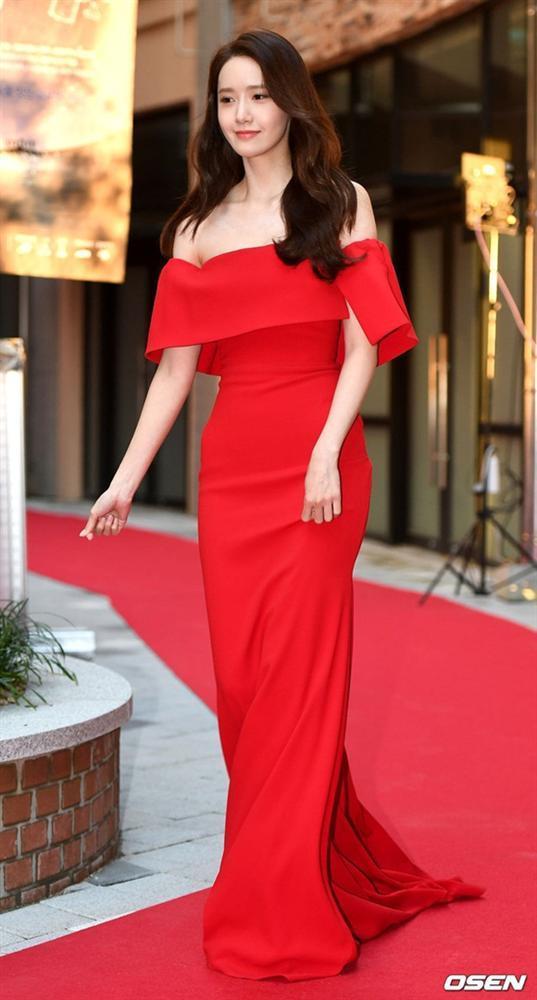 Nhan sắc đẹp tựa nữ thần của Yoona không hề thay đổi sau 12 năm hoạt động Kbiz-4