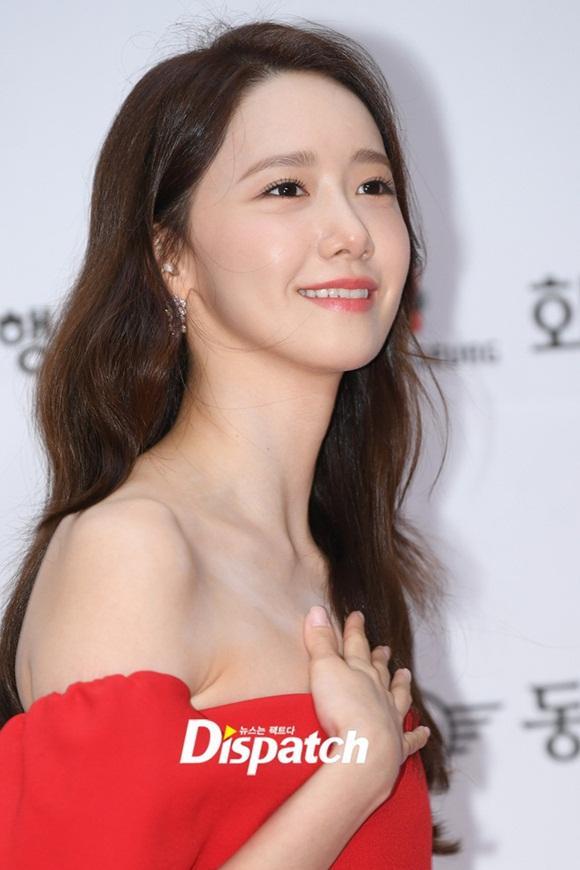 Nhan sắc đẹp tựa nữ thần của Yoona không hề thay đổi sau 12 năm hoạt động Kbiz-6