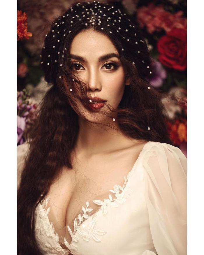 Học hỏi ý tưởng của mỹ nhân đẹp nhất Philippines, Lan Khuê vẫn vô cùng xuất sắc, fan khen nức nở-3