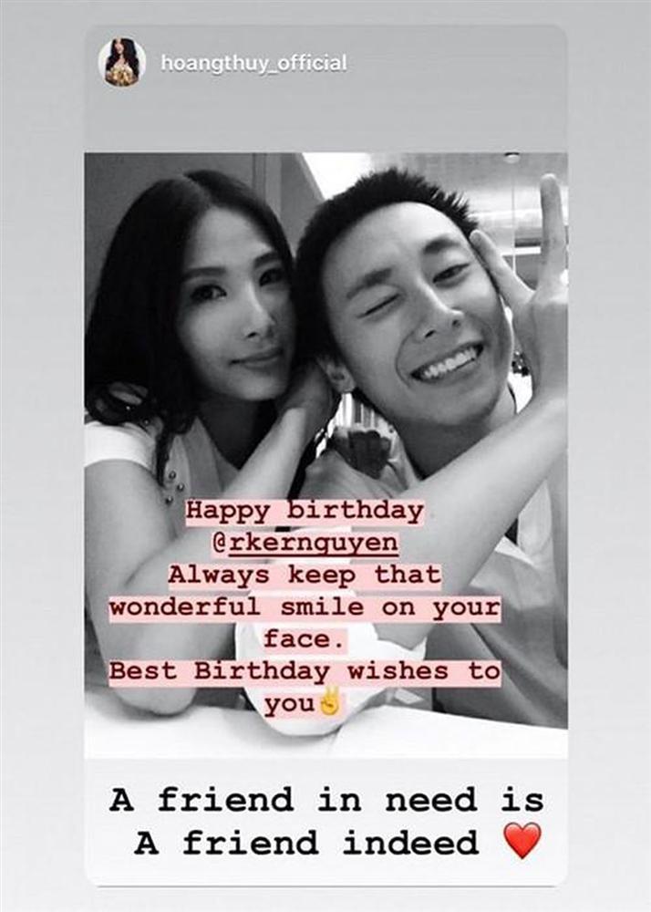 Rocker Nguyễn chính thức công khai bạn gái sau tin đồn hẹn hò Á hậu Hoàng Thùy-4