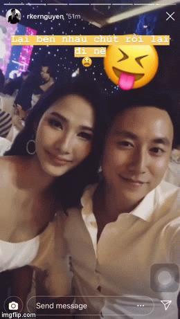 Rocker Nguyễn chính thức công khai bạn gái sau tin đồn hẹn hò Á hậu Hoàng Thùy-5