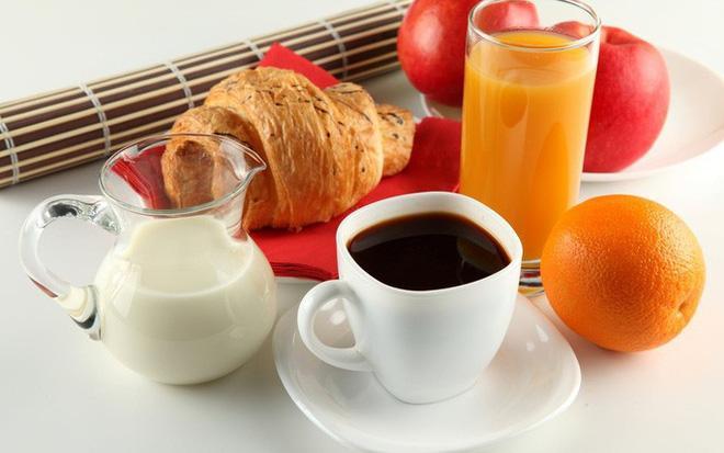 Điều kỳ diệu xảy ra khi thay 1 ly nước nước trái cây bằng 1 ly cà phê-1