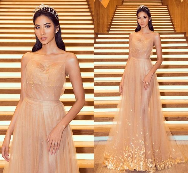 Bản tin Hoa hậu Hoàn vũ 5/10: Miss nông thôn HHen Niê sáng rực giữa dàn mỹ nữ váy vóc lồng lộn-2