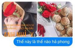 Khoe được bạn trai tặng bánh và hoa, cô gái ngã ngửa khi biết sự thật nhờ 1 bức ảnh bạn thân gửi đến