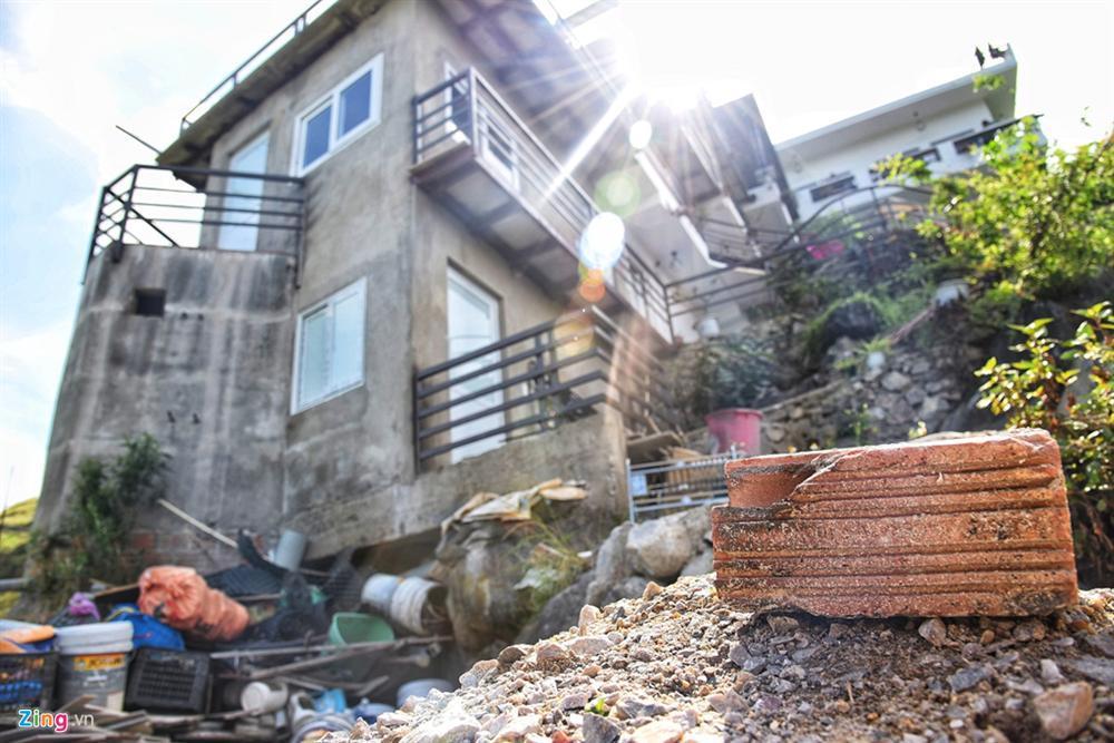 Nhà nghỉ 7 tầng Mã Pì Lèng cháy phòng sau bê bối xây dựng trái phép-7