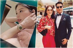 Em chồng Tăng Thanh Hà dắt Linh Rin đi 10 cửa hàng, mua tặng quà hàng trăm triệu sau khi công khai hẹn hò