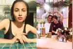 Hoa hậu Diễm Hương tự hào đăng ảnh bố mẹ sau thời gian bị từ mặt ngỡ không thể giải hòa