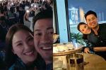 Tháp tùng nhau đi dự sự kiện, em chồng Hà Tăng chẳng ngại tình tứ với bạn gái hotgirl-8