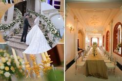 Thiếu gia Nam Định náo loạn dân mạng khi chi cả tỷ đồng mua hoa tươi trang trí đám cưới