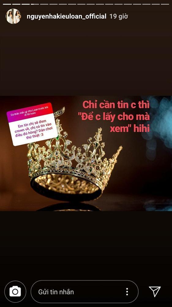 Bị người đẹp ngang ngược bỏ theo dõi, Á hậu Nguyễn Hà Kiều Loan phản ứng rất chát khiến dân mạng vỗ tay-8