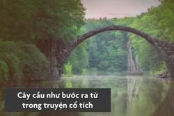 Cầu Quỷ - tuyệt tác bước ra từ cổ tích