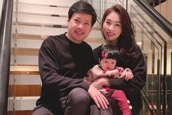 Đặng Thu Thảo hạnh phúc bên chồng con sau 2 năm lên xe hoa