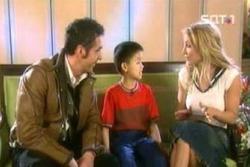 Trọng Hiếu nhảy trực tiếp trước Britney Spears năm 10 tuổi