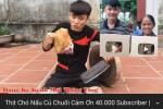 Cậu con trai nổi tiếng của bà Tân Vlog bị dân mạng kêu gọi tẩy chay khi làm video ăn thịt chó