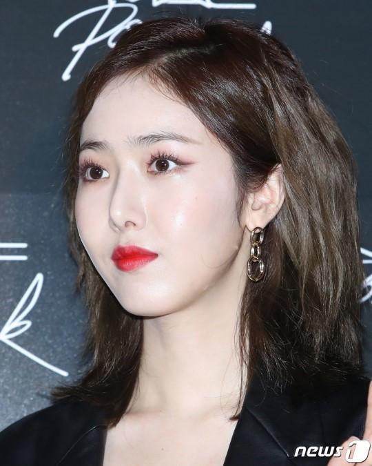 Nữ thần tượng xấu nhất Kpop xuất hiện xinh đẹp nhờ giảm cân, đổi kiểu make up-5