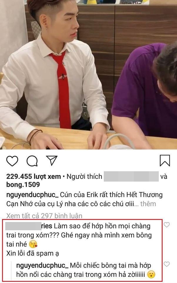 Phản ứng cực hài của Đức Phúc và HHen Niê khi bị spam mượn nhờ Facebook bán hàng online-2