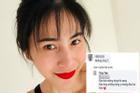 Thủy Tiên làm thơ 'vỗ mặt' anti-fan chê mình miệng rộng