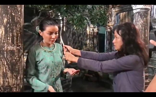 Khán giả hả hê xem Lê Bê La chém nát mặt Cao Thái Hà-7