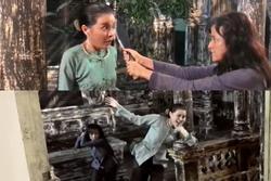 Khán giả hả hê xem Lê Bê La chém nát mặt Cao Thái Hà