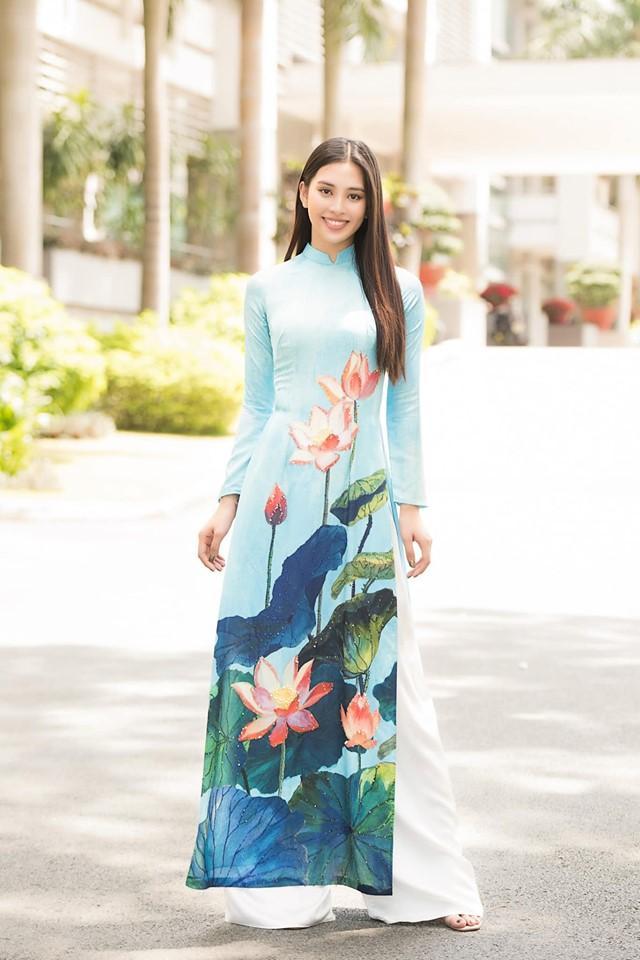 Mặc sai quá sai, hoa hậu Trần Tiểu Vy bị nhận xét giống hệt Phi Thanh Vân - Phương Vy Idol-6