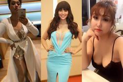Mặc sai quá sai, hoa hậu Trần Tiểu Vy bị nhận xét giống hệt Phi Thanh Vân - Phương Vy Idol