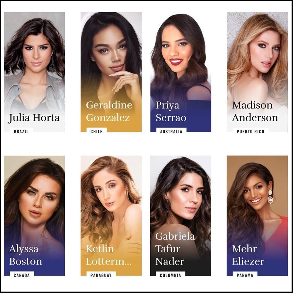 Bản tin Hoa hậu Hoàn vũ 7/10: Đối thủ đã gây sốt trang chủ Miss Universe mà Hoàng Thùy vẫn chưa lộ diện-1