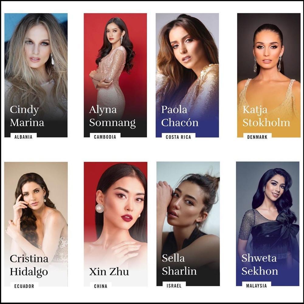 Bản tin Hoa hậu Hoàn vũ 7/10: Đối thủ đã gây sốt trang chủ Miss Universe mà Hoàng Thùy vẫn chưa lộ diện-2
