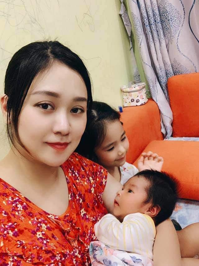 Tổ chức tiệc đầy tháng cho con, nhan sắc bỉm sữa của vợ Tự Long gây chú ý-4