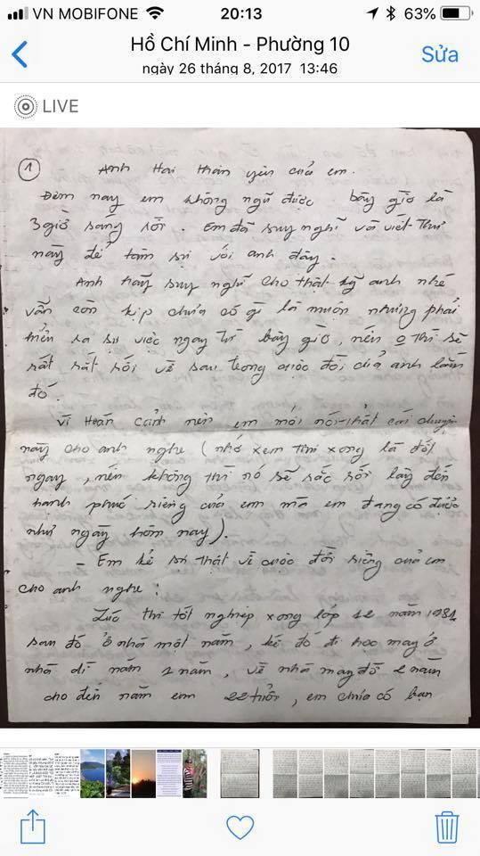Chương 6 tố cáo chồng cũ Thanh Bạch của nghệ sĩ Xuân Hương: Chồng khóc than vì nhớ thằng vợ-6