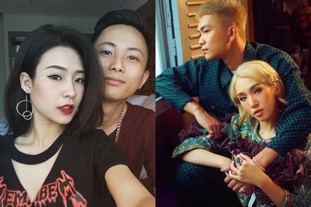 Vợ chồng JustaTee và những cặp ca sĩ - hot girl nổi tiếng trên mạng
