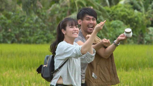 Trước khi trở thành mẹ con, Nhật Kim Anh và trai đẹp Tiếng sét trong mưa từng là tình nhân-3