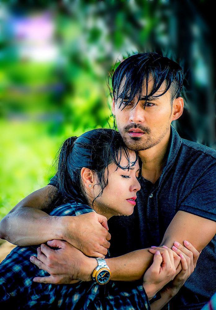 Trước khi trở thành mẹ con, Nhật Kim Anh và trai đẹp Tiếng sét trong mưa từng là tình nhân-2