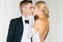 Vợ Justin Bieber khoe ảnh cưới: 'Cho đến khi cái chết chia lìa đôi ta'