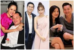 Danh sách những cặp sao Việt yêu nhau vài thập kỷ cuối cùng vẫn 'nửa đường đứt gánh'