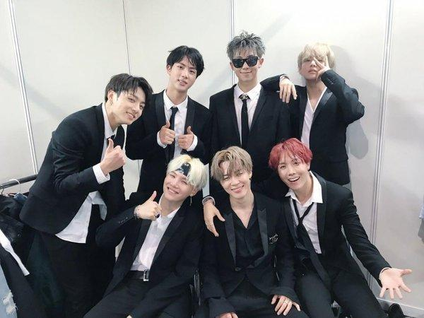 Chứng kiến Suga (BTS) kiệt sức tại MAMA 2017, Knet mới hiểu vì sao họ thành công đến thế!-1