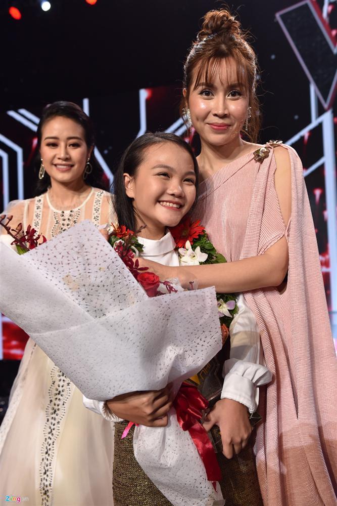 Ba lần Hồ Hoài Anh, Lưu Hương Giang tạo nên quán quân The Voice Kids-11