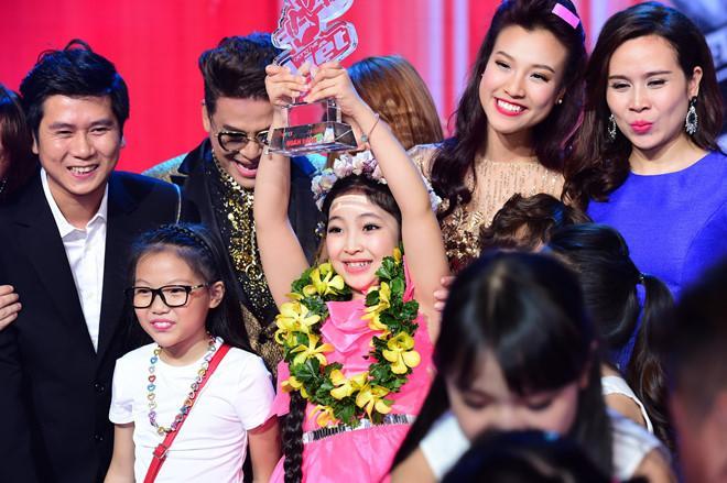 Ba lần Hồ Hoài Anh, Lưu Hương Giang tạo nên quán quân The Voice Kids-7