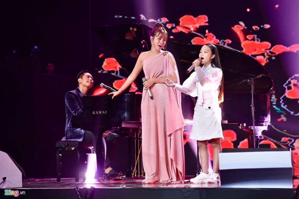 Ba lần Hồ Hoài Anh, Lưu Hương Giang tạo nên quán quân The Voice Kids-9