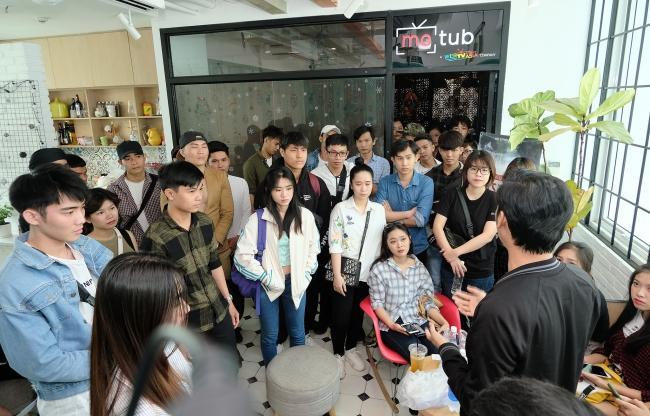 Ốc Thanh Vân và dàn sao Việt đối đầu ngàn người cạnh tranh suất đóng phim của Lý Hải-2