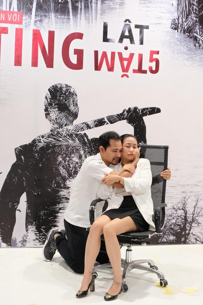 Ốc Thanh Vân và dàn sao Việt đối đầu ngàn người cạnh tranh suất đóng phim của Lý Hải-4