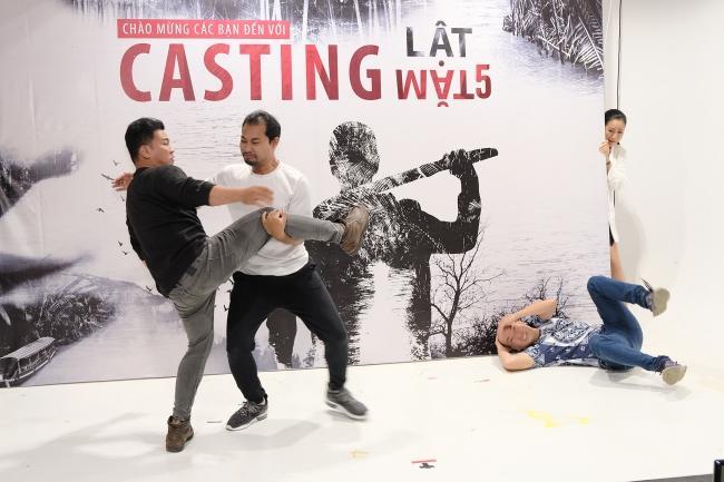 Ốc Thanh Vân và dàn sao Việt đối đầu ngàn người cạnh tranh suất đóng phim của Lý Hải-5