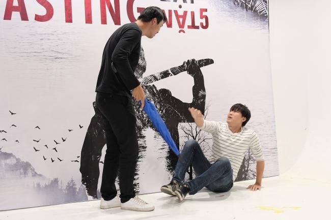 Ốc Thanh Vân và dàn sao Việt đối đầu ngàn người cạnh tranh suất đóng phim của Lý Hải-6