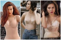 Mỹ nhân Việt mặc đồ mà như nude: Diệu Nhi dấn thân gợi cảm vẫn không thể bạo như Diễm My 9x, Vũ Ngọc Anh