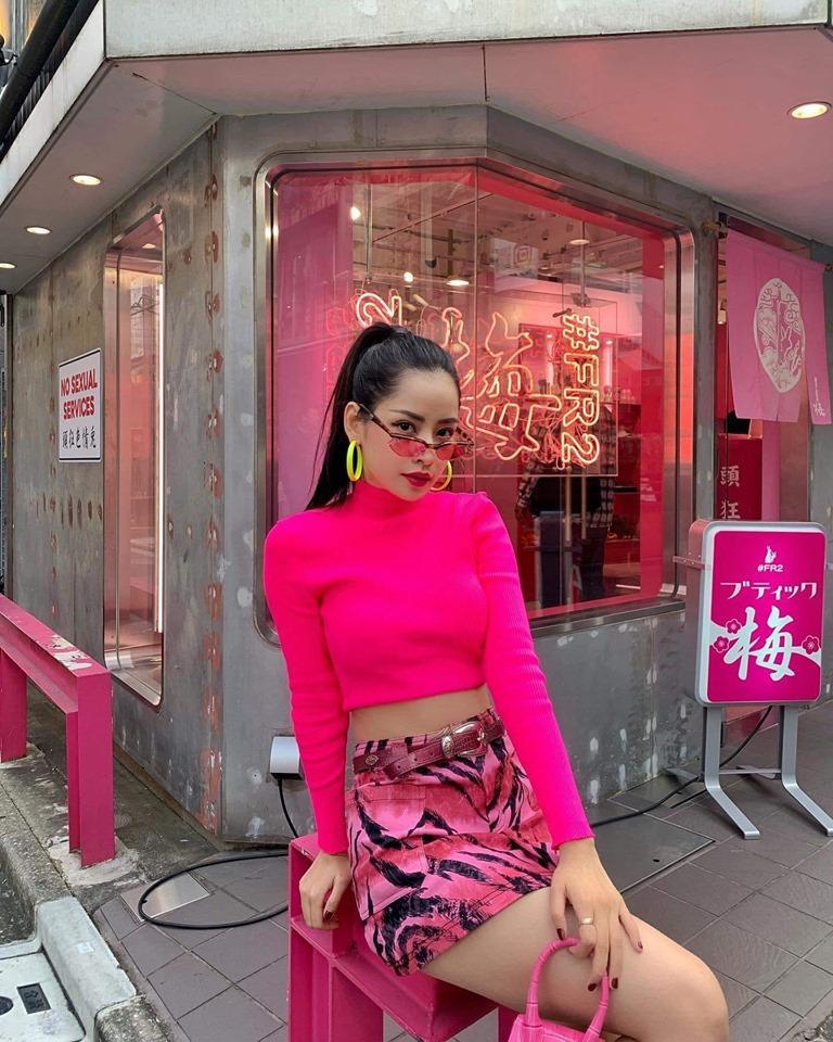 Chi Pu khoe street style chất lừ đến mức Gil Lê cũng phải thả tim sau bao năm cạch mặt-1