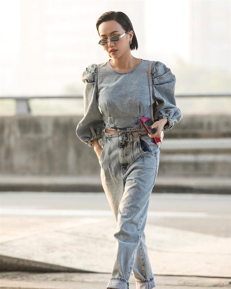 Chi Pu khoe street style chất lừ đến mức Gil Lê cũng phải thả tim sau bao năm cạch mặt-3