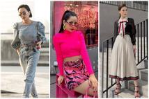 Chi Pu khoe street style chất lừ đến mức Gil Lê cũng phải thả tim sau bao năm 'cạch mặt'