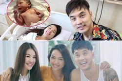 Quế Vân đoán đúng giới tính con mới sinh của Ưng Hoàng Phúc từ khi thai nghén