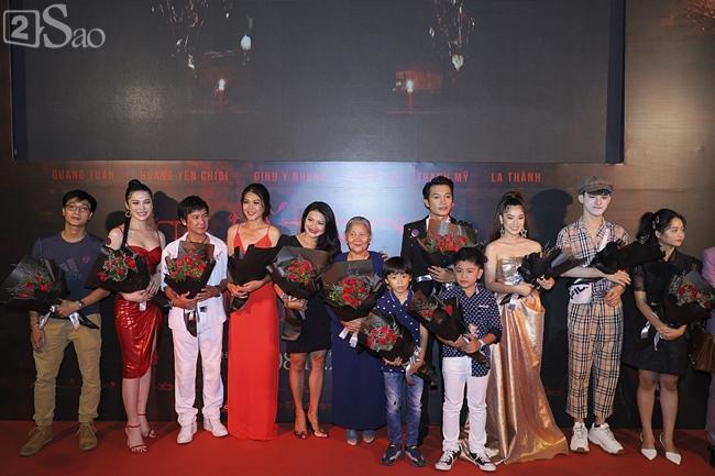 Hoàng Yến Chibi: Trước khi đóng cảnh nóng, tôi đã xin phép vợ Quang Tuấn-1