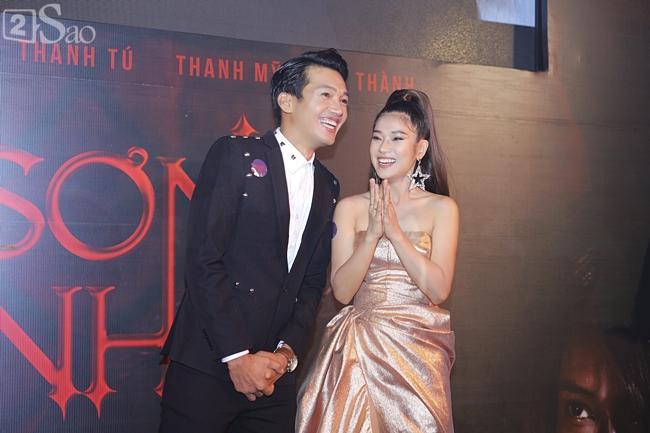 Hoàng Yến Chibi: Trước khi đóng cảnh nóng, tôi đã xin phép vợ Quang Tuấn-6