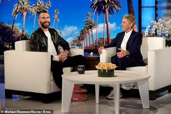 Adam Levine, ca sĩ chính Maroon 5 đau khổ vì con gái không thích nghe nhạc của cha-1